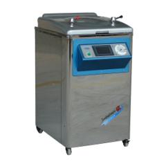 上海三申YM50CM立式压力蒸汽xx色综合(50L液晶触摸+智能控制)压力蒸汽灭菌锅