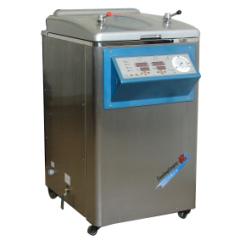 上海三申不锈钢立式电热蒸汽xx色综合YM75Z(定时数控)75L 压力蒸汽灭菌锅